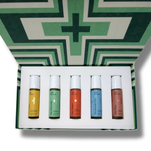 Daily Remedy Relief kit - 5 Rollers