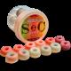CBD Hulas Fruit Punch Gummies - SeC