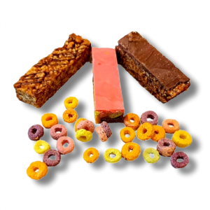 Cereal Bars - THC - 100mg - The Healing Co
