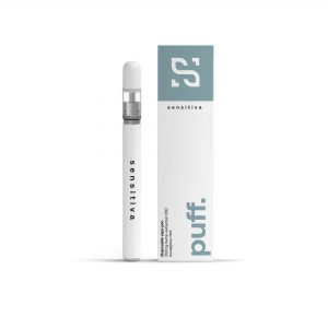Puff Disposable CBD Vape Pen - Sensitiva