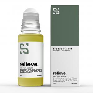 Relieve CBD Pain Serum - 1500mg CBD - Sensitiva